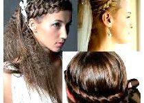 Греческая коса - как ее плести фото видео